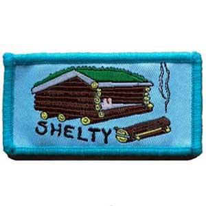 Shelty spejdermærke