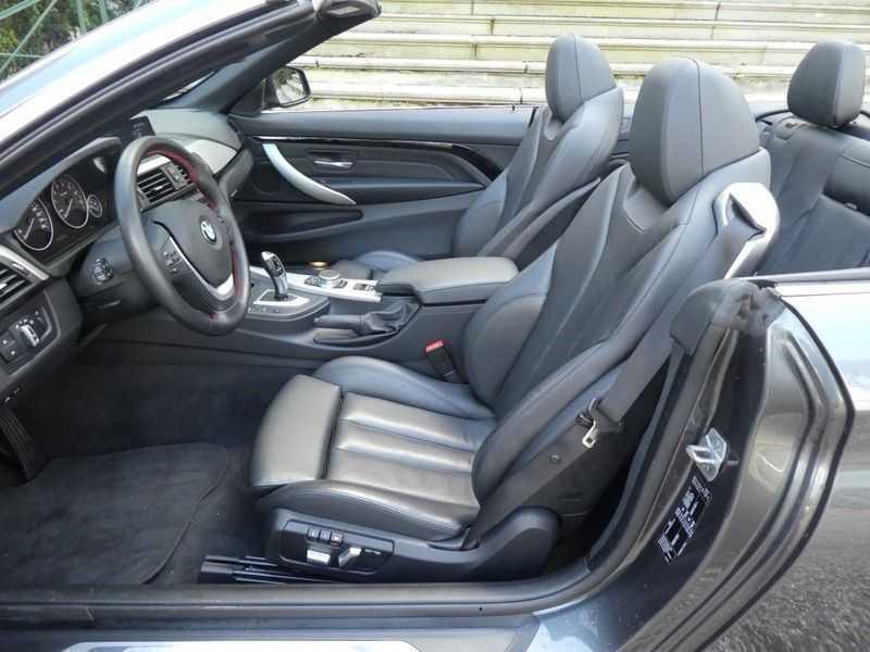 BMW 430i Cabrio, Sportline afbeelding 5