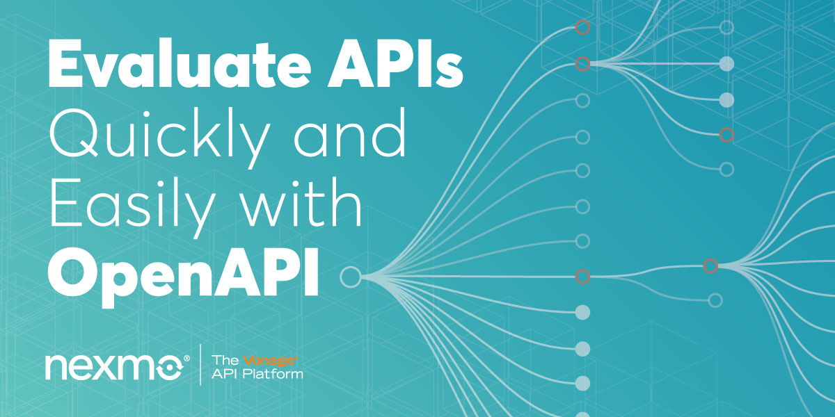 Evaluate APIs Quickly and Easily with OpenAPI