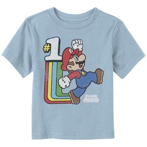 Mario Old School Cool - T Shirt for Babies