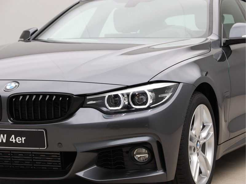BMW 4 Serie Gran Coupé 418i M Sport Corporate Lease afbeelding 19