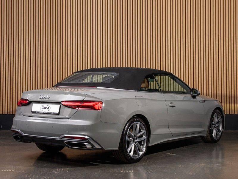 Audi A5 Cabriolet 40 TFSI Aut. S-LINE afbeelding 9
