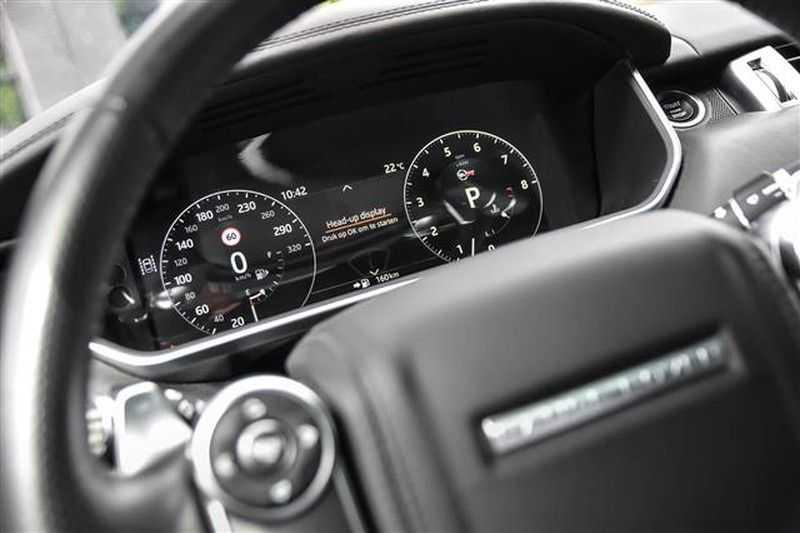 Land Rover Range Rover Sport 5.0 SVR PANO.DAK+CARBON+ACC+HEADUP NP.224K afbeelding 11