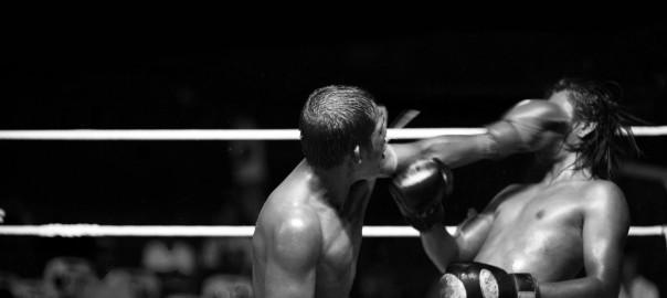 Muay Thai Round 1