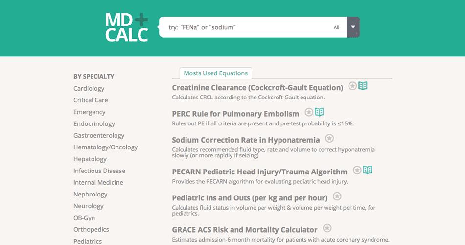MdCalc