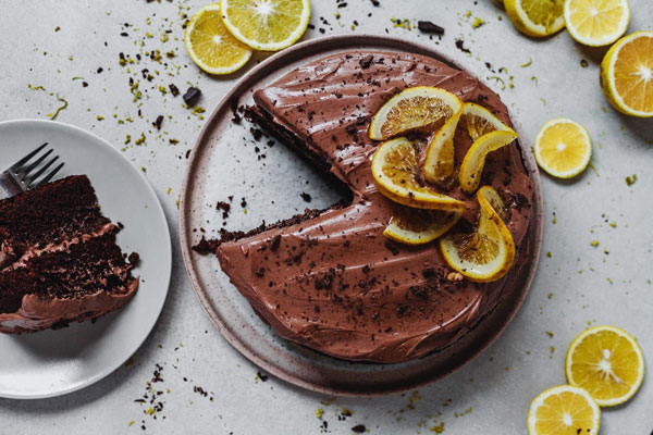Chocolate Orange Cake