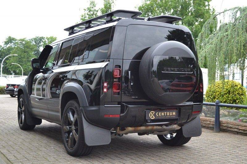 Land Rover Defender 3.0 P400 110 Black Pack 7-Zits NW 182.700,- euro afbeelding 5