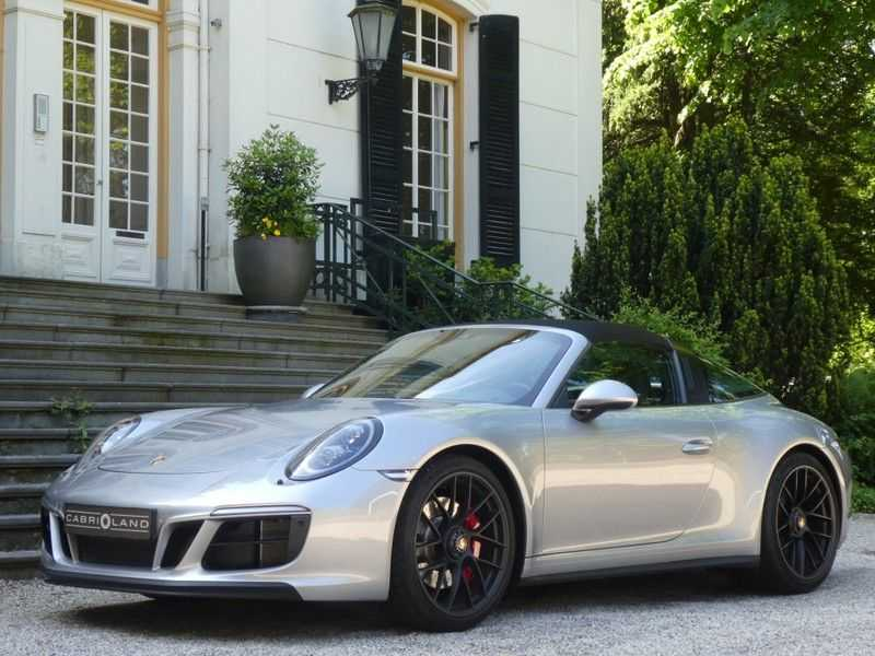 Porsche 911 3.0 Targa 4 GTS afbeelding 24