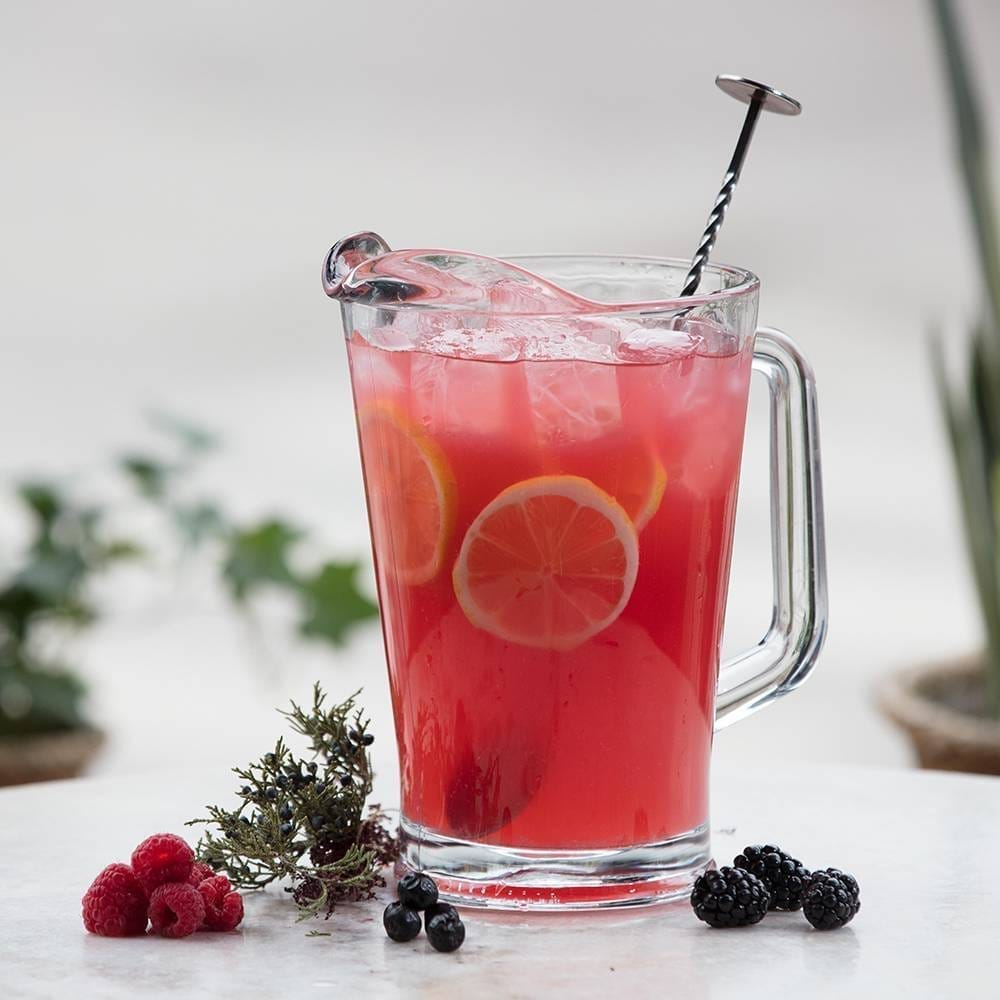 Aronia Lemonade