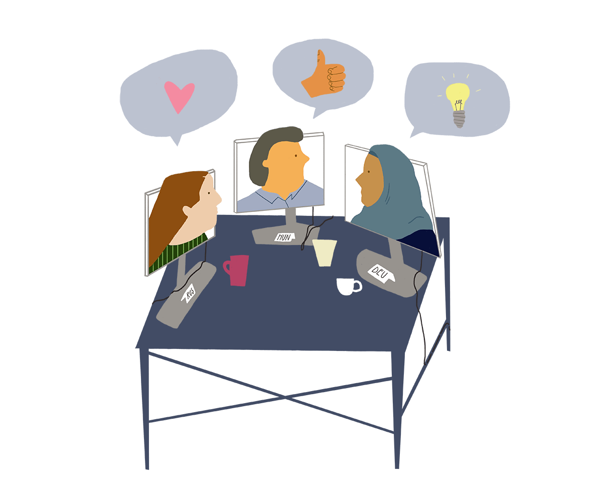 Wie kommunizieren wir Veränderung?