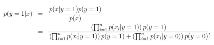 计算后验概率