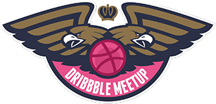 Dribbble Moscow Group logo