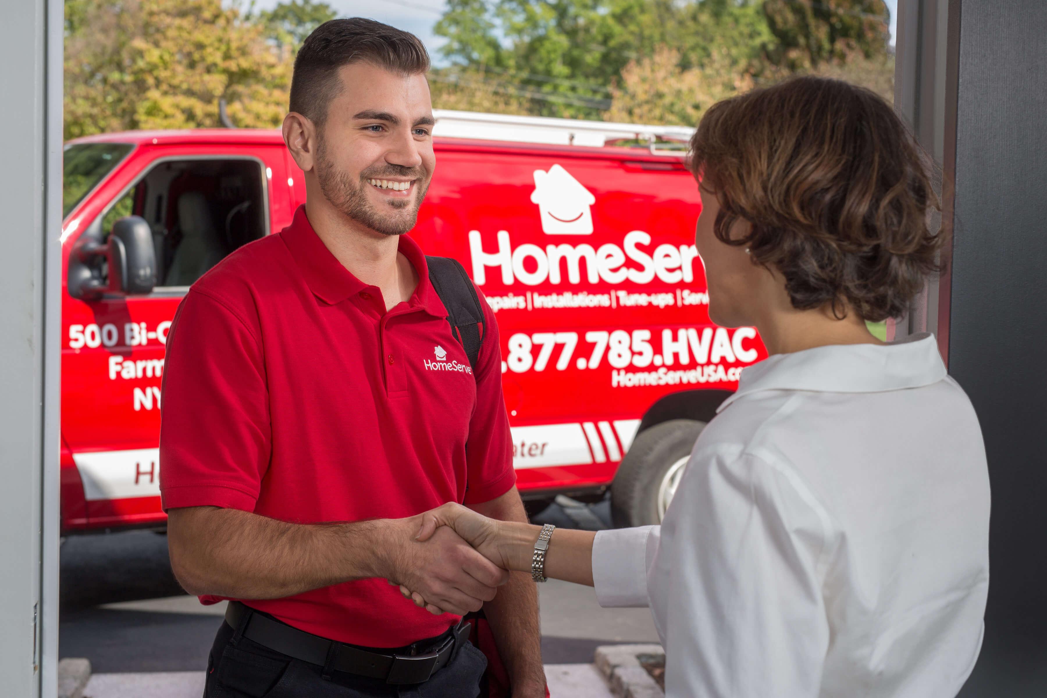HomeServe Cares Helps Vets
