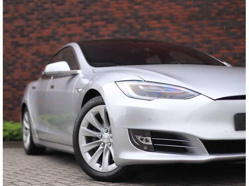 Tesla Model S 75D Base *4% t/m 06-'23*5-persoons*AutoPilot* afbeelding 5
