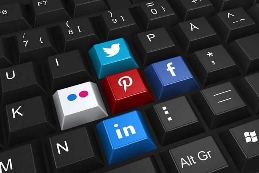 Incorporar caixas de redes sociais no site e blog