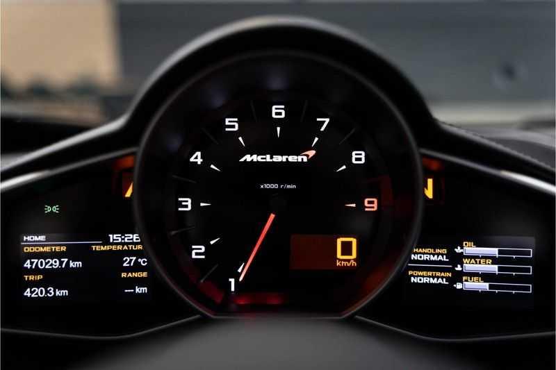 McLaren 650S SPIDER DealerOnd/LIFT/Carbon/XPELL afbeelding 17