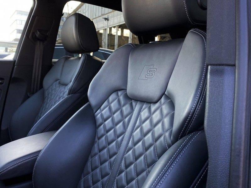 Audi Q5 2.0TFSI 252pk Quattro S-Line Black Edition Quantum! Lucht RS-Zetels Carbon Pano 360Camera 20-Inch afbeelding 24