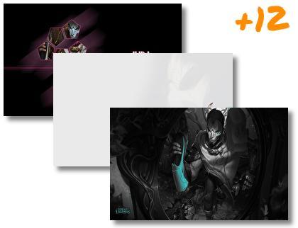 Jhin theme pack
