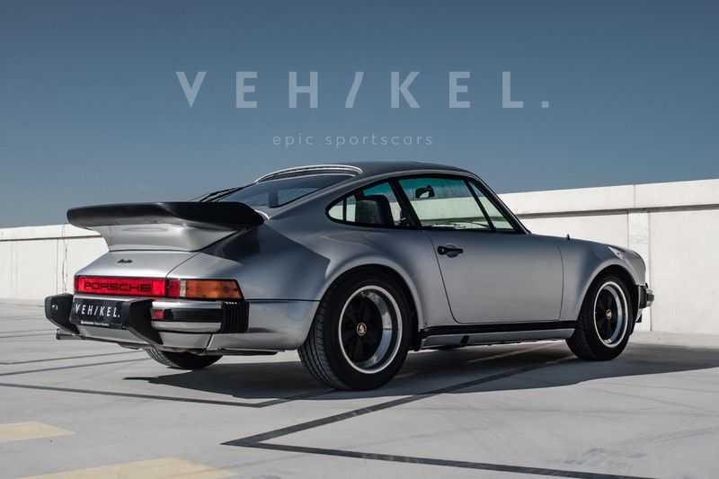 Porsche 911 930 3.3 Turbo Coupé // uitzonderlijk mooie staat // afbeelding 2