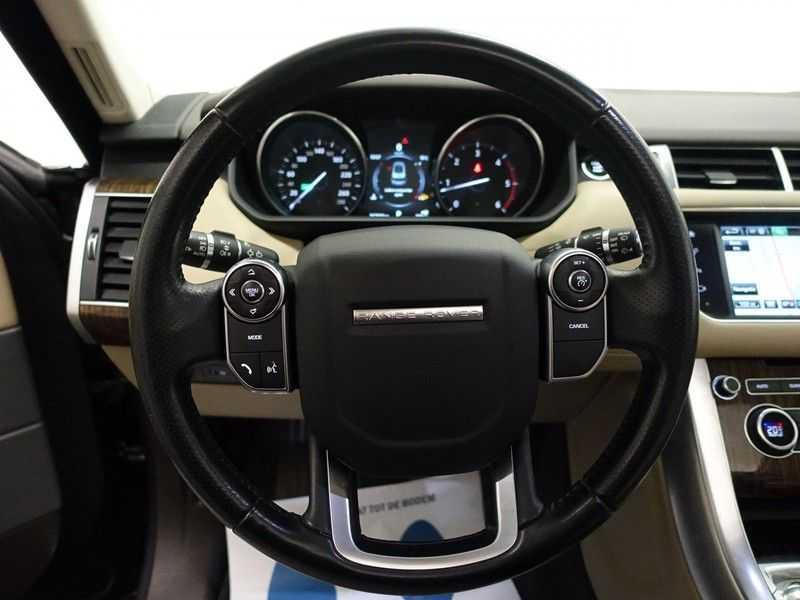 Land Rover Range Rover Sport 3.0 TDV6 259pk HSE Dynamic 7pers Autom- Panodak, Leer, Camera, Memory, Full! afbeelding 3