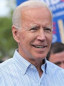A photo of Joseph R. Biden