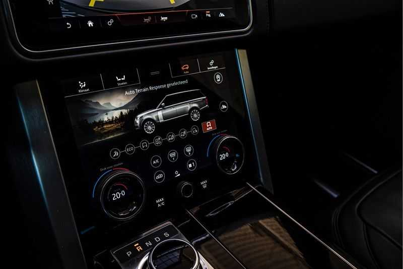 Land Rover Range Rover 5.0 V8 SC LWB Autobiography | Black Pack | Long Wheel Base | Massage | Panorama | Meridian Surround | Drive Pro Pack afbeelding 14