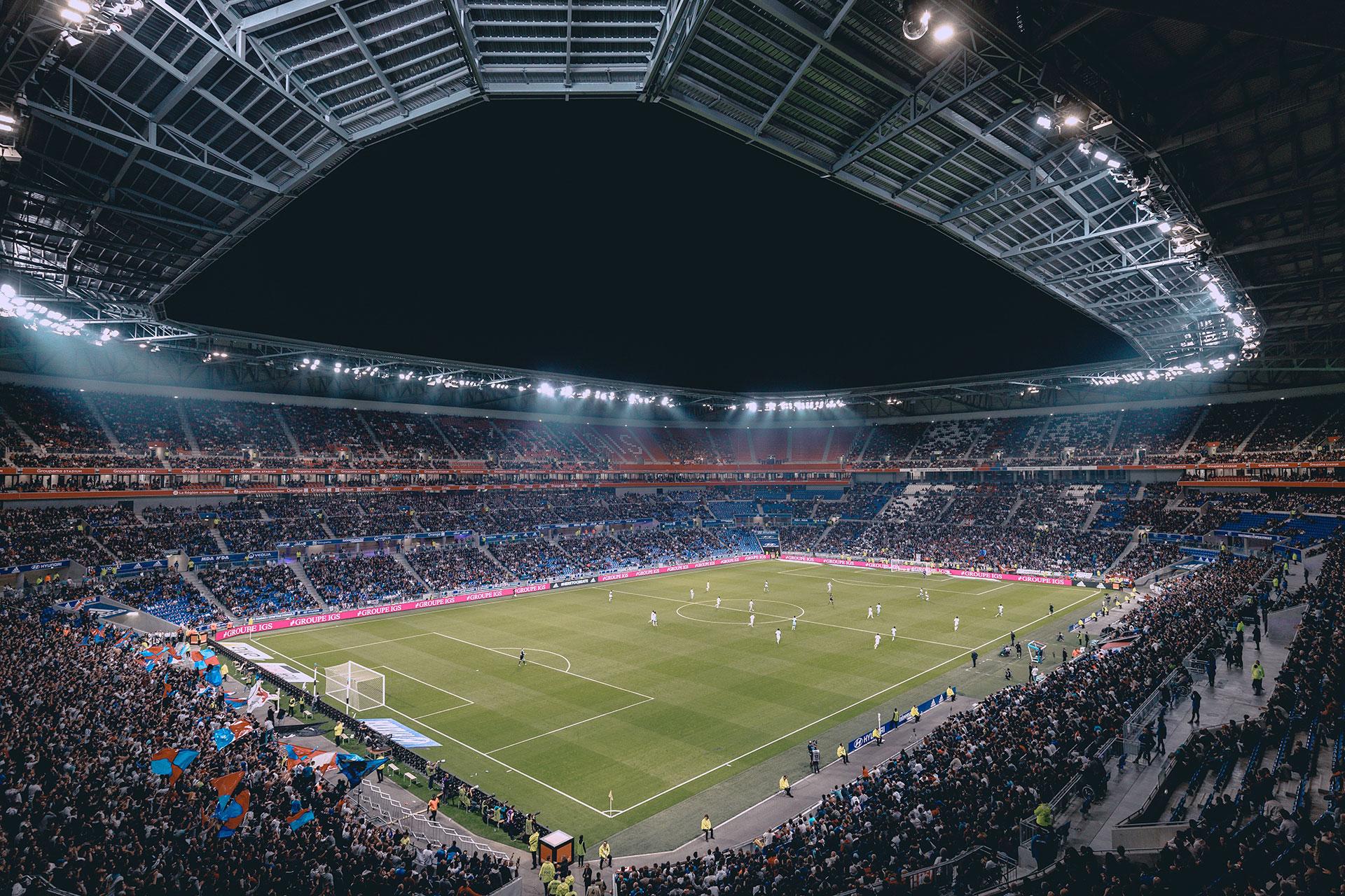 Ai sports soccer game