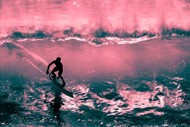 Fumes - La vie en rose - photo by ROKMA