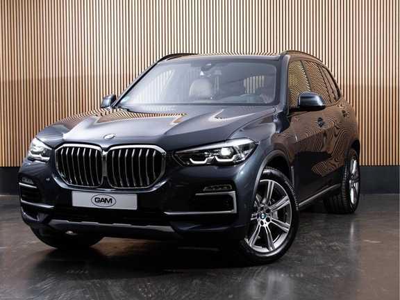 "BMW X5 xDrive45e PRIJS INCL. BTW, HUD, HIFI, 20"", 4ZONE"