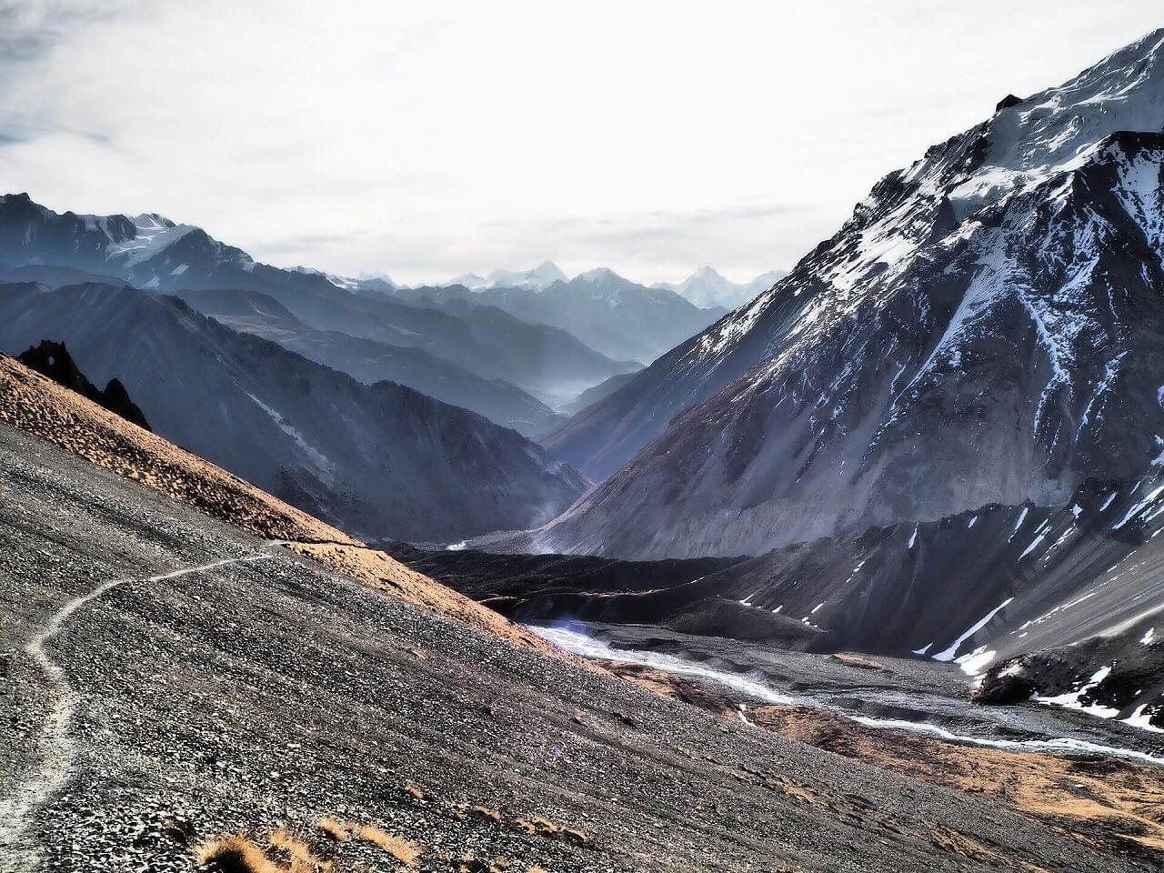 Annapurna Circuit Trail - Himalayas
