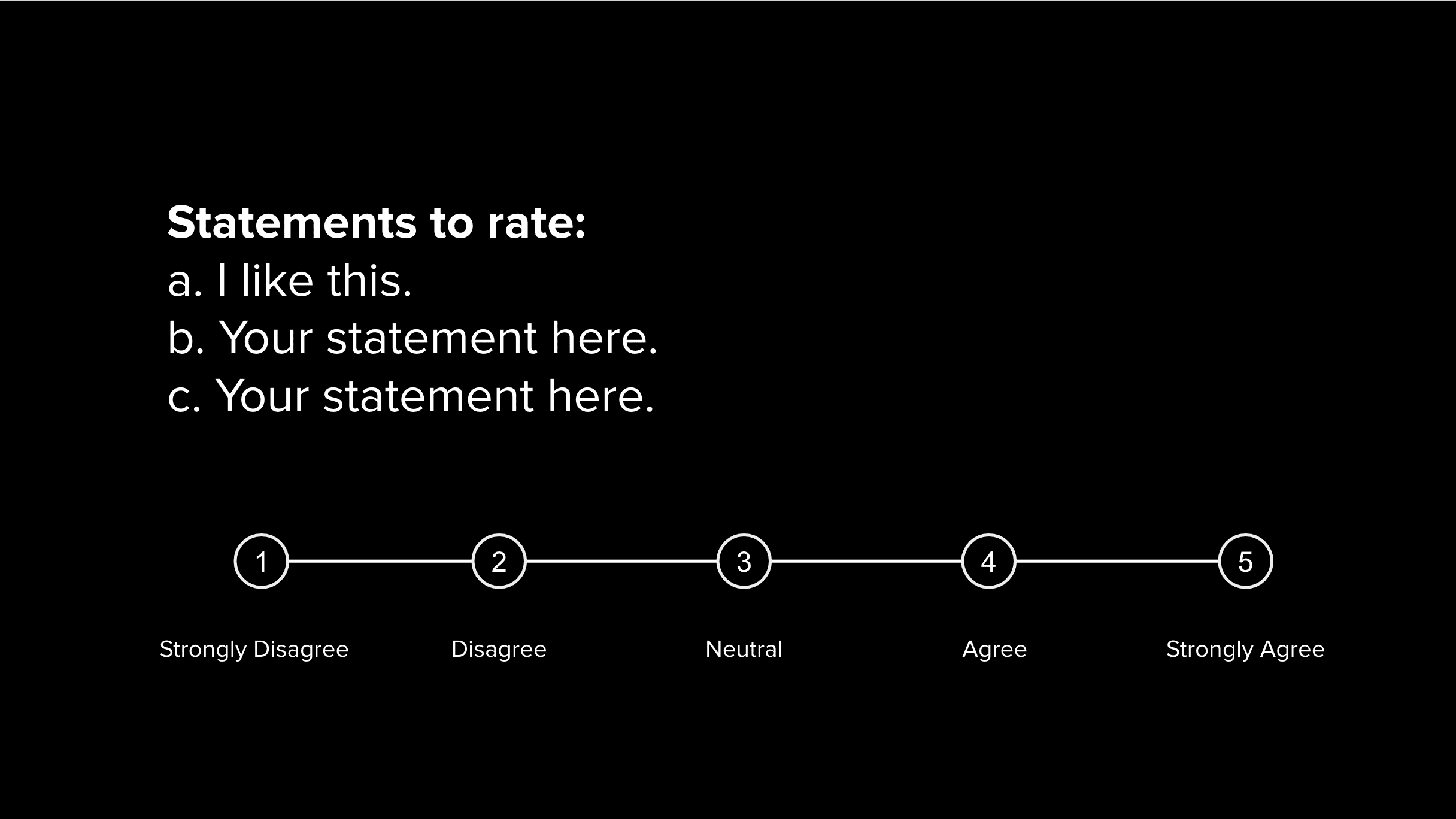 Pulse Check Presentation Template