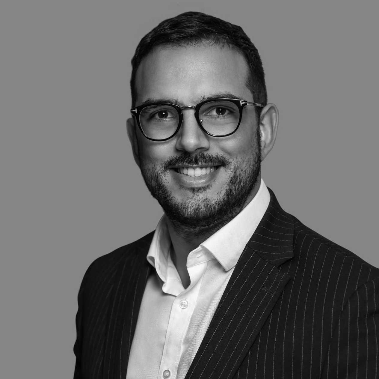Marlin Hawk London's Consultant Michael Ioannou