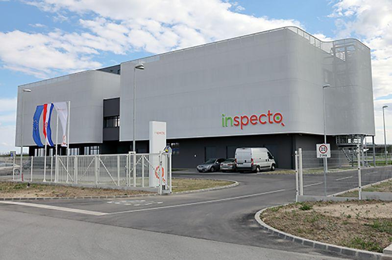 Projekt - Laboratorij INSPECTO d.o.o. – Osijek