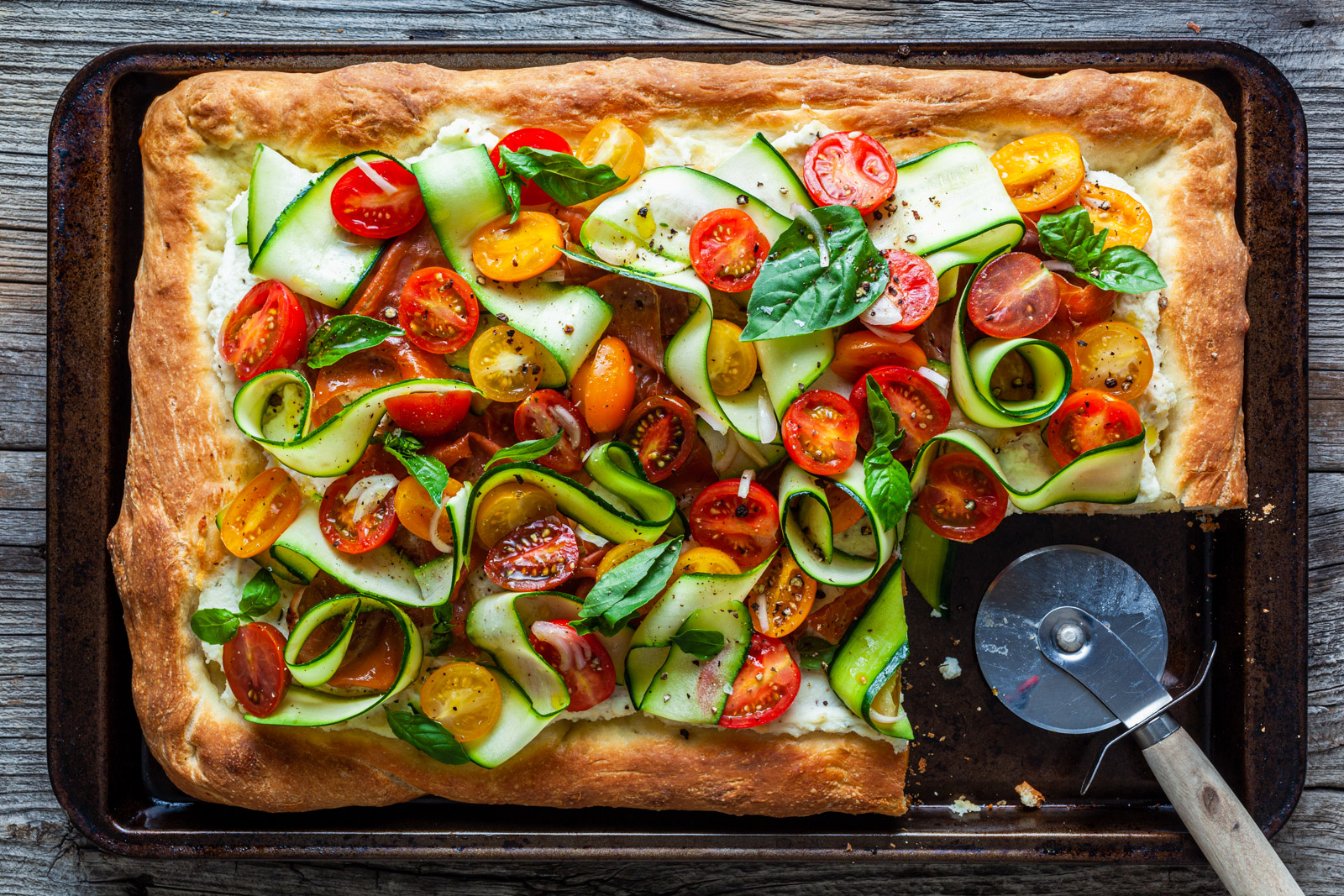 End of Summer Pizza