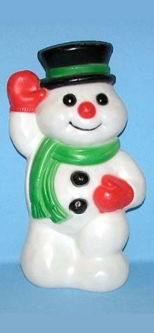 Promotional Snowman photo