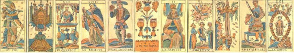 Bologna Tarot Cards