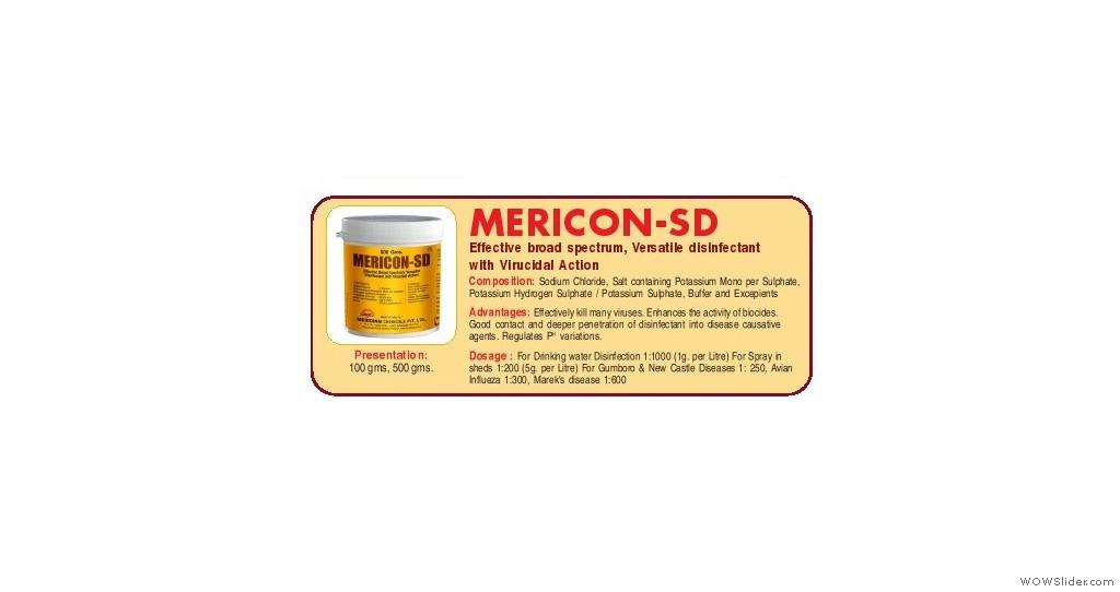 Effective Broad Spectrum, Versatile Disinfectant With Virucidal Action