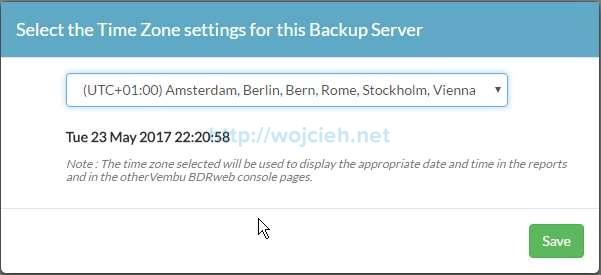 Vembu BDR Suite Review - 3
