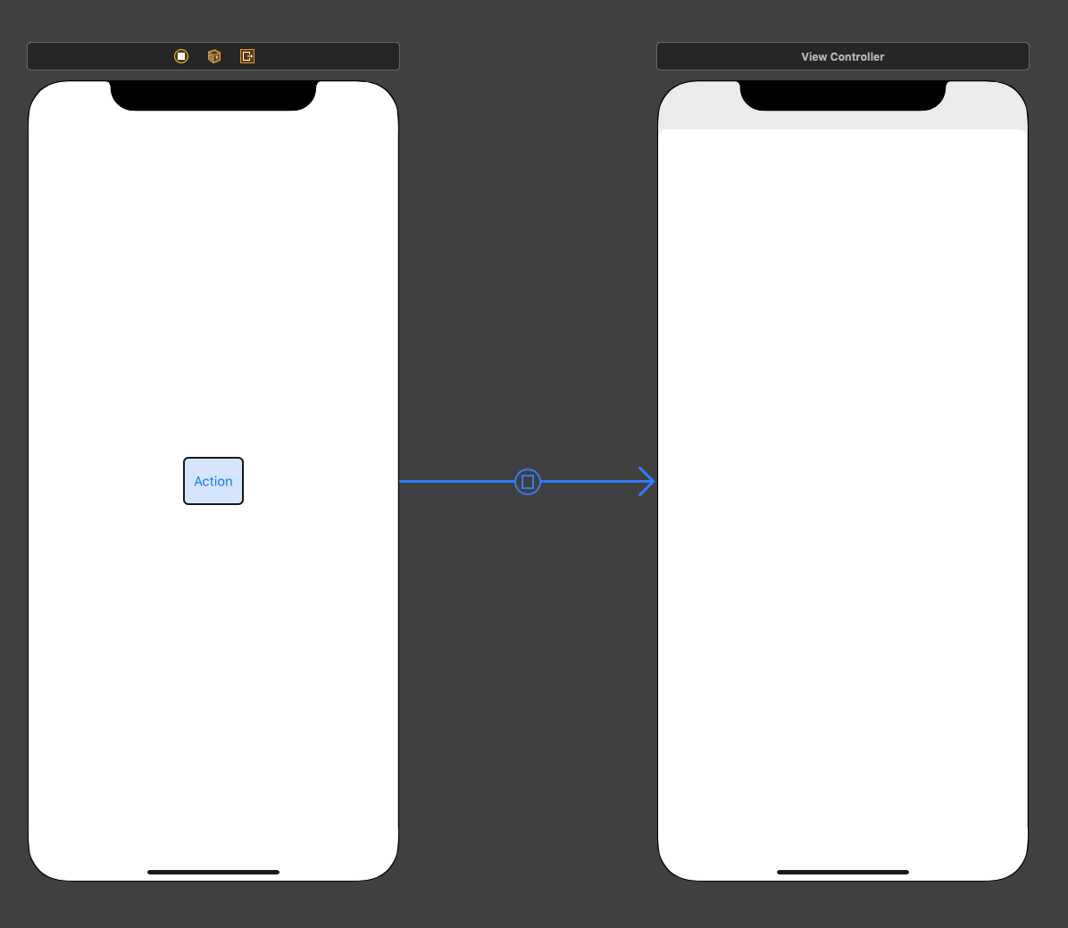 Better dependency injection for Storyboards in iOS13 | Sarun