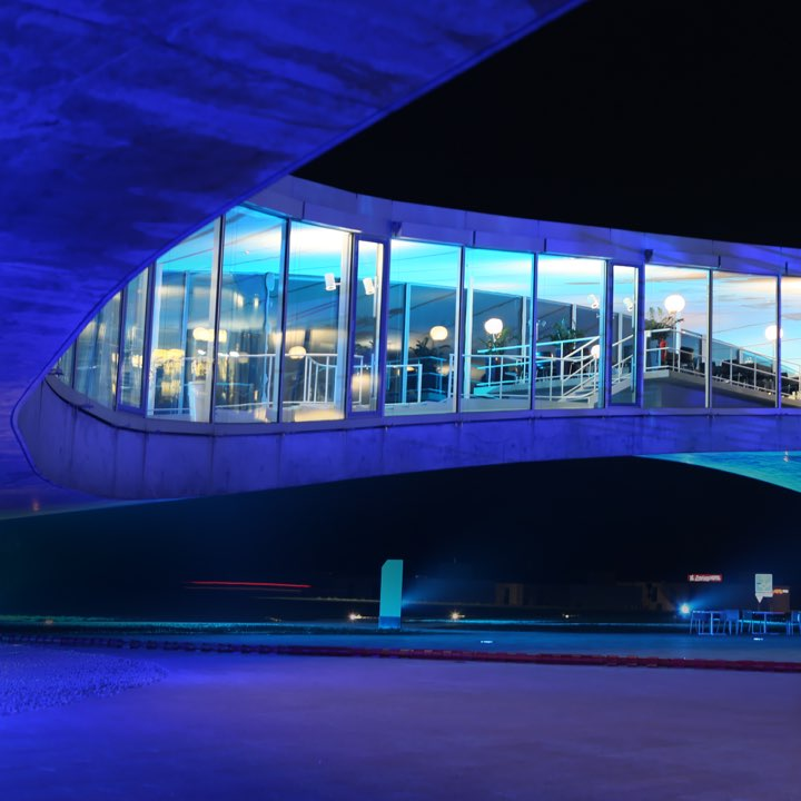 Photo of the EPFL campus