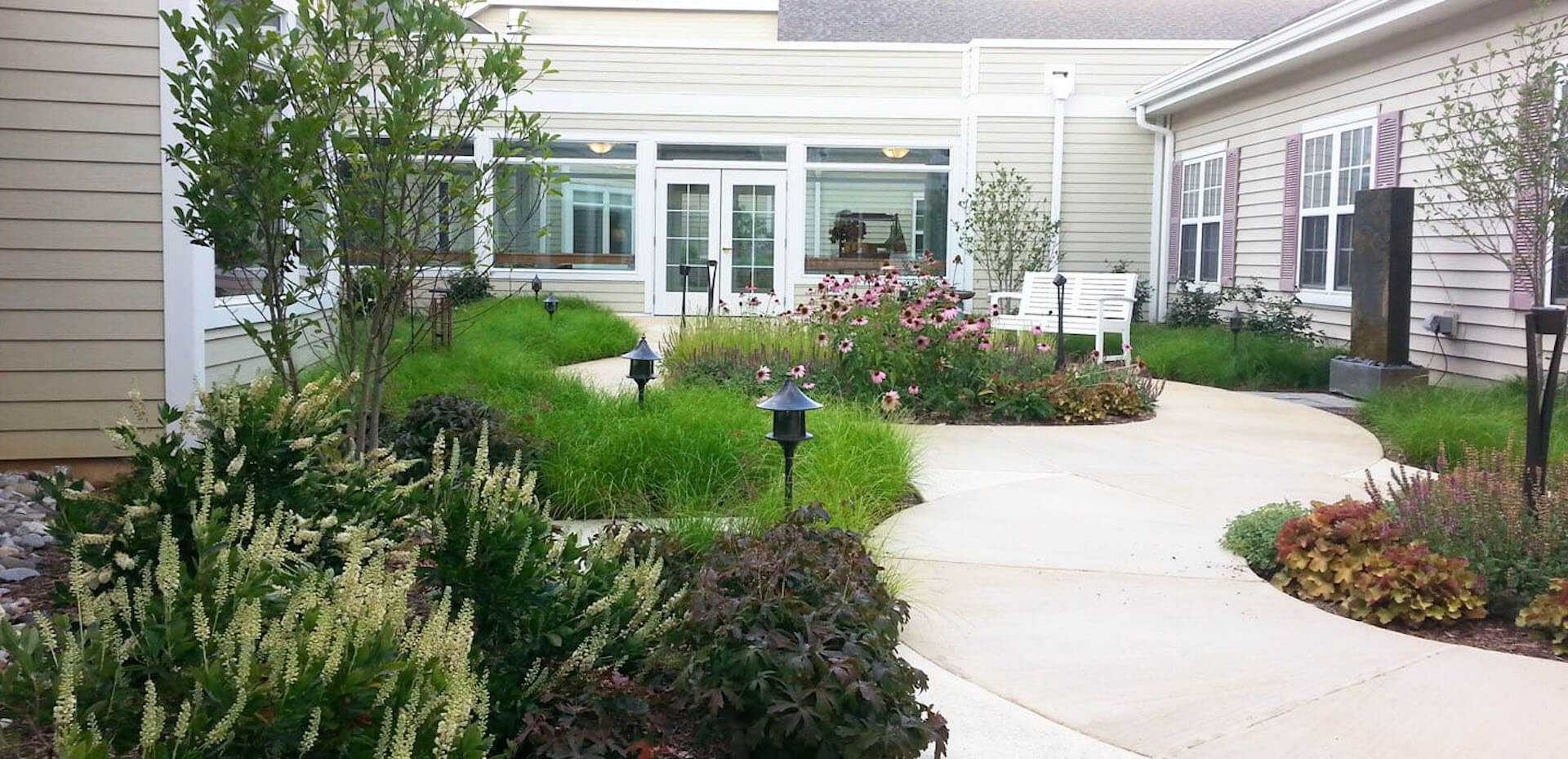 somerford place landscaping