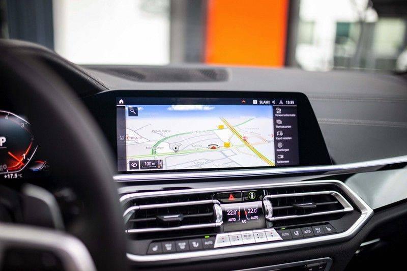 BMW X5 xDrive30d High Executive *M Pakket / Laser / Pano / HUD / Keyless / Trekhaak* afbeelding 14