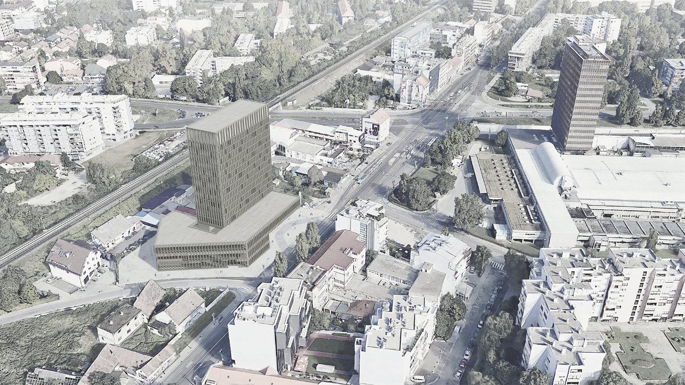 Projekt - Hotel na Savskoj cesti