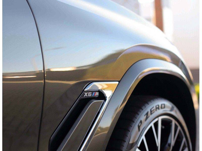 BMW X6 M *Carbon*Pano*HUD*B&W*FULL OPTION* afbeelding 16