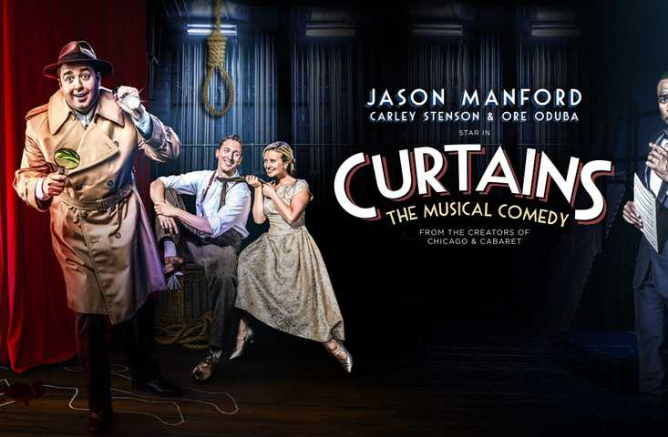 Curtains: The Musical Comedy