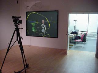 VR Portal at (art)n Gallery