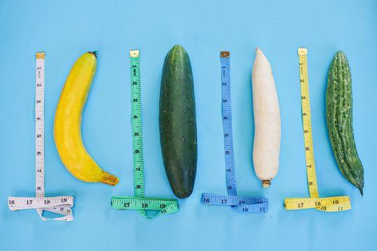 ¿Cuáles son los tamaños de penes normales? - Featured image