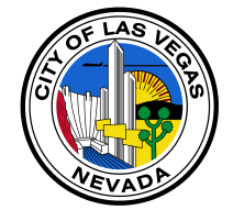 logo of City of Las Vegas