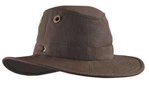Tilley Unisex TH4 Classic Hemp with Broader Down-Sloping Brim Hat
