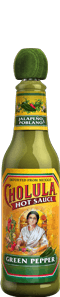 Cholula Green Pepper Bottle